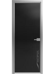 1000 Линий Чёрное (T05) Серебро