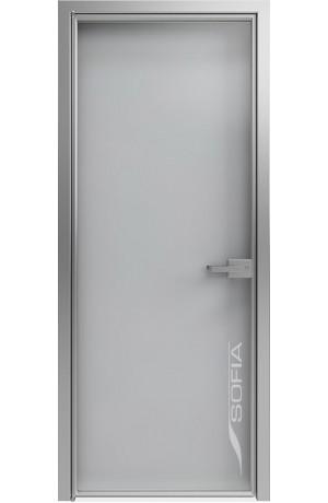 1000 Линий Прозрачный зеркальный (T07) Серебро
