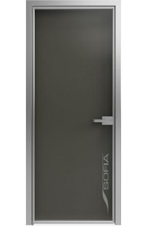 1000 Линий Глянцевый черный (T18) Серебро