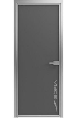 1000 Линий Матовый черный (T19) Серебро
