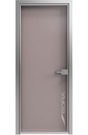 1000 Линий Глянцевый серый (T20) Серебро