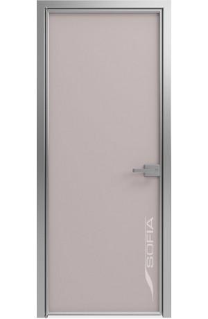 1000 Линий Матовый серый (T21) Серебро