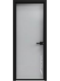 Scala Прозрачный зеркальный (T07) Черный
