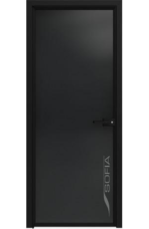 Scala Прозрачный черный (T13) Черный