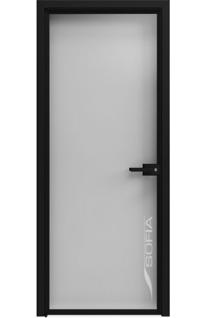 Scala Глянцевый белый (T14) Черный
