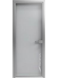 Scala Прозрачный зеркальный (T07) Серебро