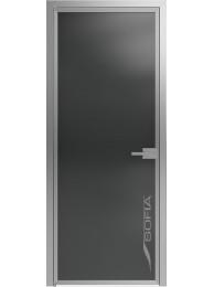 Scala Прозрачный черный (T13) Серебро