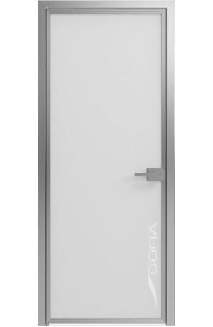 Scala Матовый белый (T15) Серебро