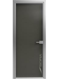 Scala Глянцевый черный (T18) Серебро