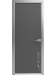 Scala Матовый черный (T19) Серебро