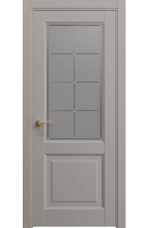 Sofia Classic 330.52 цвет Темно-серый шелк
