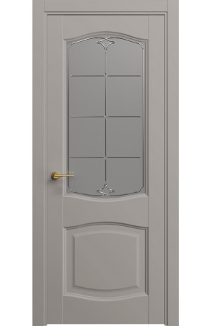 Sofia Classic 330.57 цвет Темно-серый шелк
