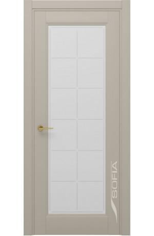 Sofia Classic 57.51 цвет Серый шелк