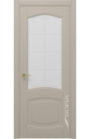 Sofia Classic 57.54 цвет Серый шелк