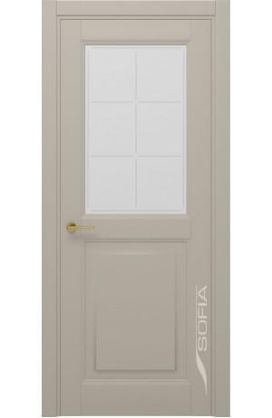 Sofia Classic 57.52 цвет Серый шелк