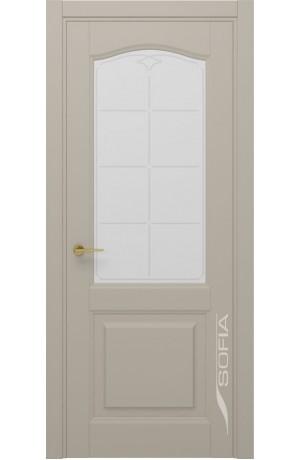 Sofia Classic 57.53 цвет Серый шелк