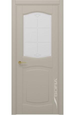 Sofia Classic 57.57 цвет Серый шелк