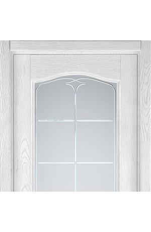 Sofia Classic 35.53 цвет Ясень белый, брашированный шпон