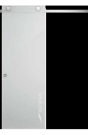 Прозрачный зеркальный (T07)