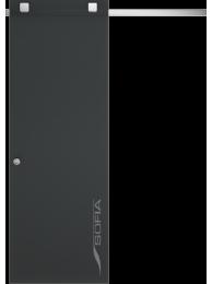 Прозрачный черный (T13)