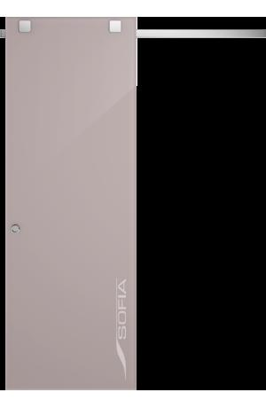 Глянцевый серый (T20)
